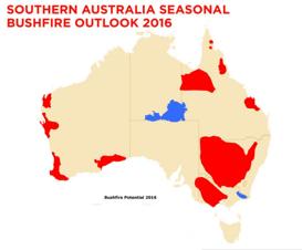 Bushfire Outlook 2016 (1)